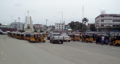 Over 500 Keke operators block Imo  govt House over ban