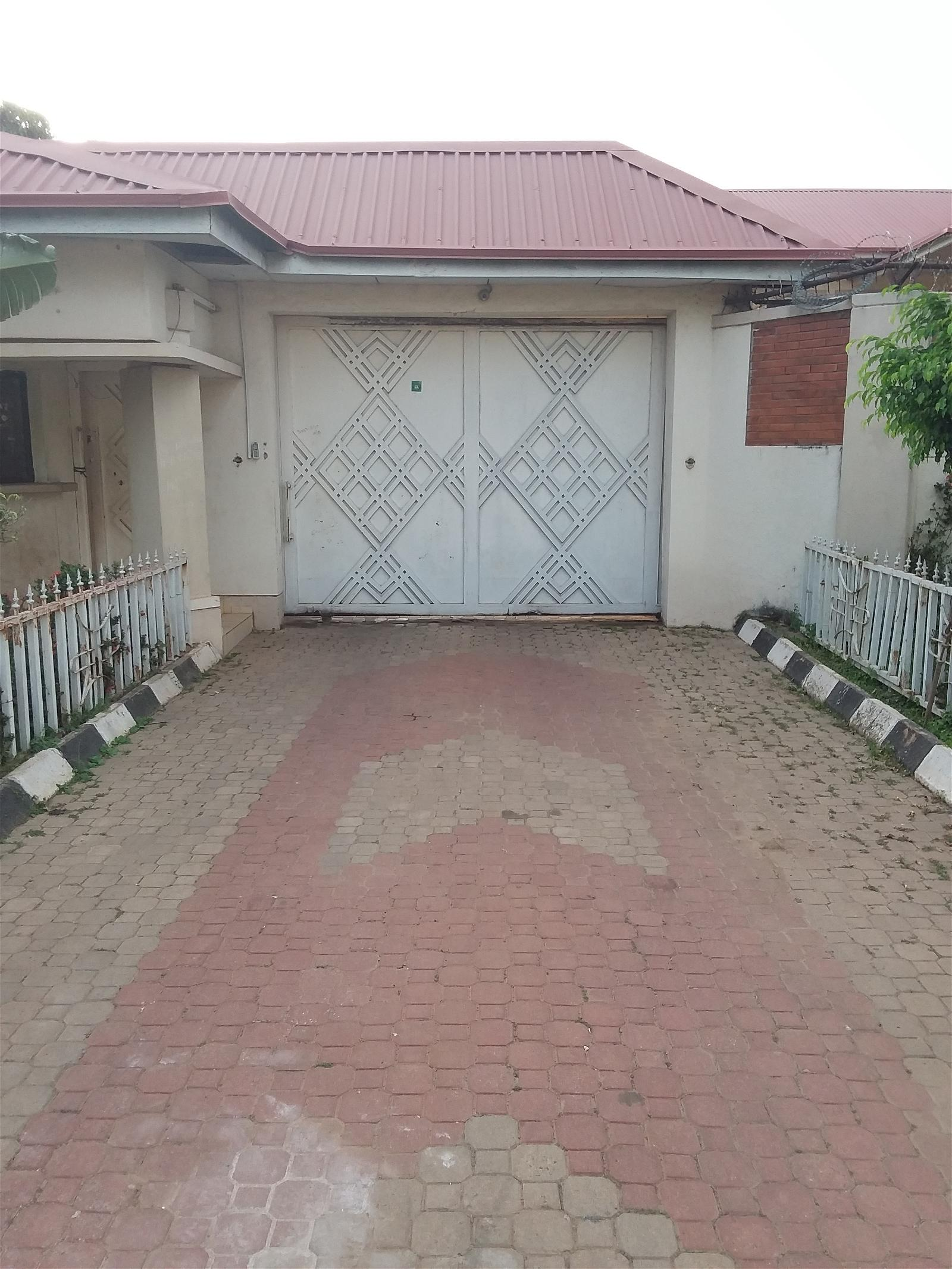 Photos:  Maina's property sealed by EFCC in Kaduna