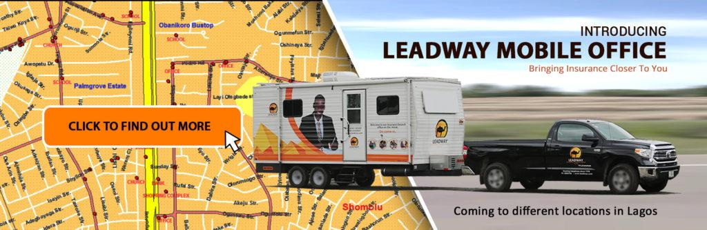 Leadway Mobile Office Forges Ahead With Affordable Insurance Packages