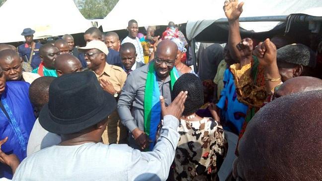 Obaseki pledges to reconstruct Benin-Abraka road within 24 months