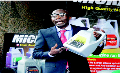 Micking oil brings succour to motorists, emphasises quality