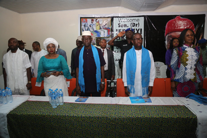 Okowa assures local fabric producers of support to meet market demands