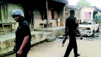 Two women nabbed in Edo over alleged lesbianism