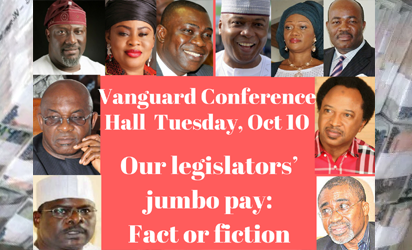 Our legislators' jumbo pay: Fact or fiction