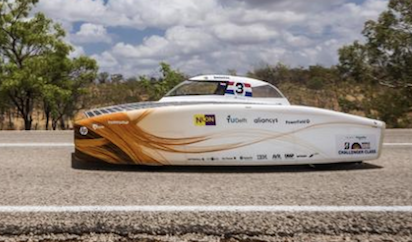 Flying Dutch win world solar car race in Australia