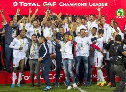Moroccan side, Wydad Casablanca wins CAF Champions League