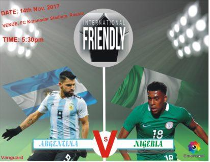 Algeria clash will help Eagles - Adepoju