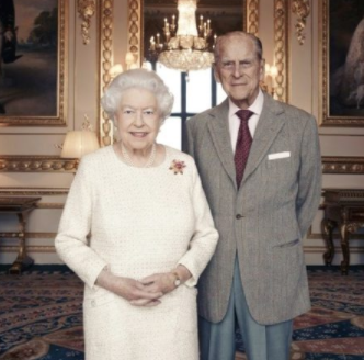 Queen Elizabeth, Philip mark 70th year of marriage