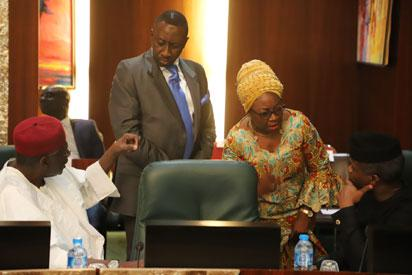 HoS confronts Chief of Staff at FEC