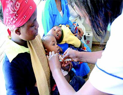 Childhood diseases: Bridging the routine immunisation gap in Nigeria