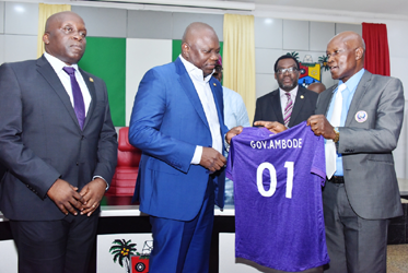 Lagos 'll make Agege stadium ready for CAF champions League- Ambode