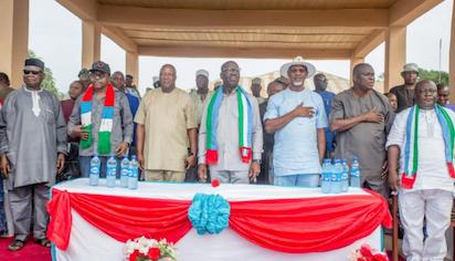 Obaseki to commission hospital, reconstruct Sobe-Sabongida Road