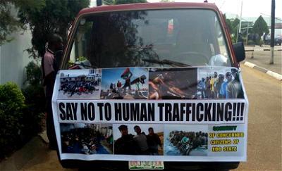 Trafficking, TIP