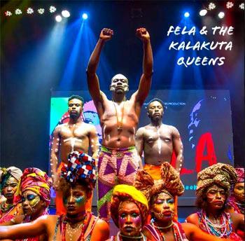 'Fela and his Kalakuta Queens' show