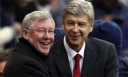 Arsene Wenger passes Sir Alex Ferguson for Premier League games record