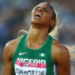 Okagbare disqualified as 2 other Nigerian women advance to Tuesday's 100m final