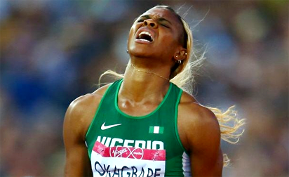 BREAKING: Athletic Integrity Unit suspends Blessing Okagbare with immediate effect