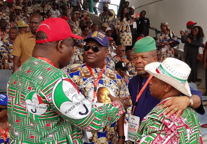 PDP Chairmanship: Only one candidate withdrew in anger - Wike