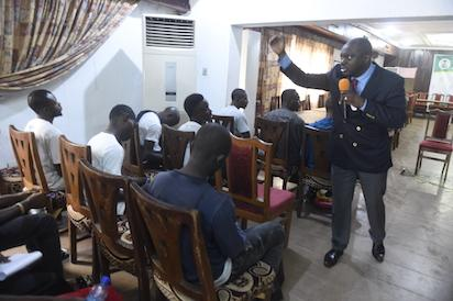 Why Nigerian victims of slavery cannot sue Libya by Femi Falana SAN