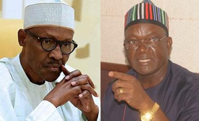 Insecurity threatens 2023 elections, Ortom tells Buhari
