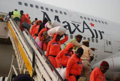 NEMA evacuates 5037 Nigerians from Libya