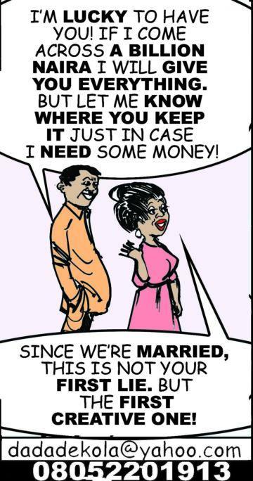 Cartoon: Mr & Mrs