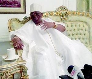 Otunba Olasubomi Balogun