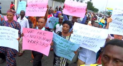COVID-19: We'll appreciate payment of our entitlement now ― Ex-Nigeria Airways workers