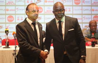 Nigeria announces pre-World Cup friendlies