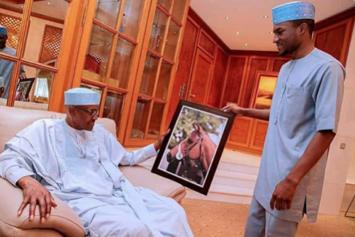 Yusuf Buhari ready to be discharged