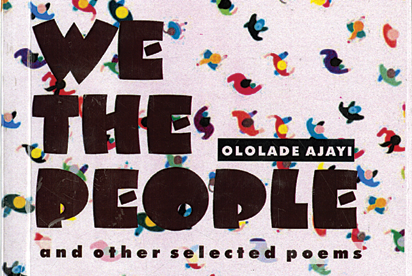 BOOK REVIEW: In 'We the People' Ololade demonstrates need for mother tongue