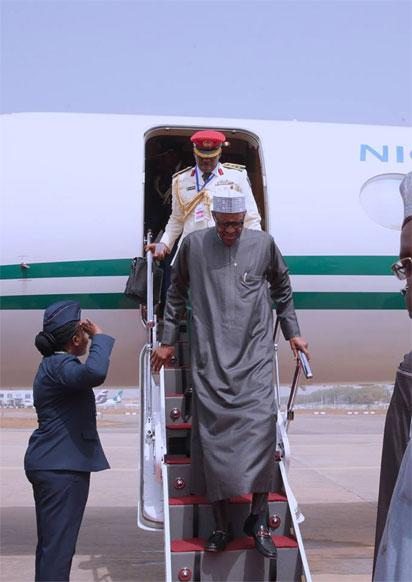 Buhari's visit: travelers, commuters, groan over restriction of movement by security agencies