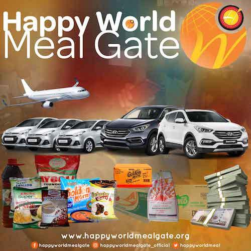Happy World Meal Gate:Tackling The Hunger & Malnutrition Challenge