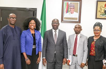 Edo Govt seeks partnership with Diaspora community in empowering women