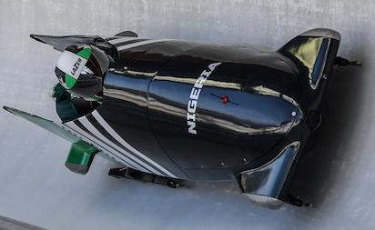 Olympics: Nigerian women make history in  bobsleigh finals