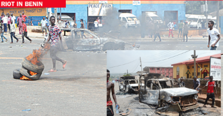 Edo Govt. calls for calm over Police/Youth Clash