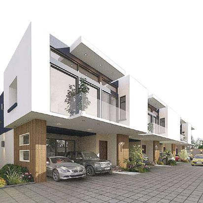 New Apartments On Dunvale