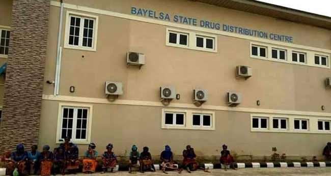 Bayelsa state ultra-modern Diagnostic Centre