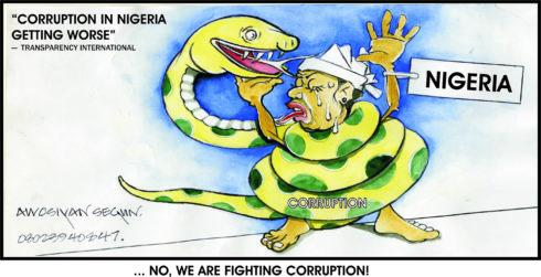 Why we won't stop talking about corruption in past govt….. – Presidency