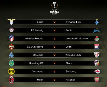 Europa league features