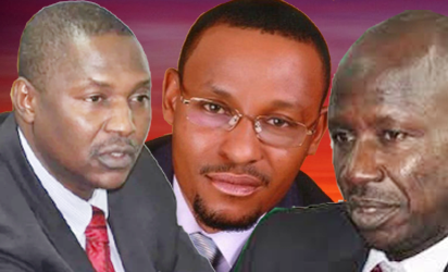 Nigerian govt queries Magu, Keyamo to explain prosecution of CCT boss Umar