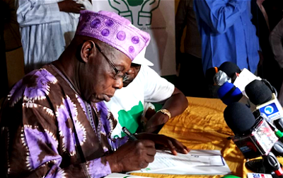 Coalition for Nigeria Movement