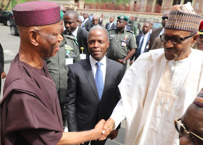 Oyegun's tenure shouldn't have been extended, says APC chieftain