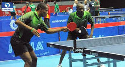 Nigeria will perform credibly at ittf top 16 in nairobi - African table tennis federation ...