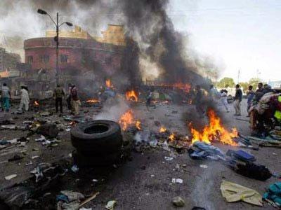 Breaking: Many killed in Boko Haram suicide bomb blast in Borno