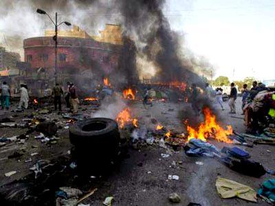 Explosive device kills 9 in Cameroun, injures 26