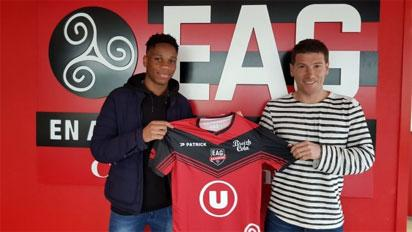 Didier Drogba's son joins Guingamp's youth team