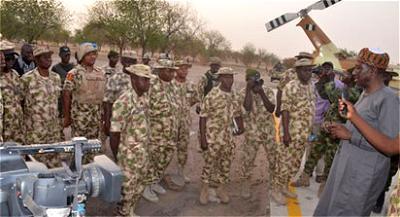 Troops, insurgency, Nigeria News