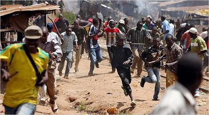 Workers flee as herdsmen overrun LG offices in Ondo