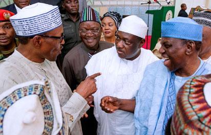Benue: I'm surprised IGP Idris disobeyed my directive - Buhari